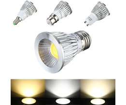 6W COB LED Dimmablespotlight