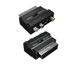 RGB RCA-Adapter