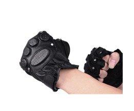 Radfahrer Lederhandschuhe