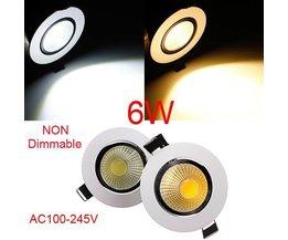 COB-LED-Deckenleuchte 6W