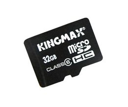 Kingmax 32GB Micro SD-TF-Karte