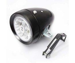 LED-Scheinwerfer-Fahrrad-Retro-Stil