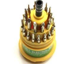 31 IN 1 Schraubenzieher Werkzeug-Set Für Elektronik