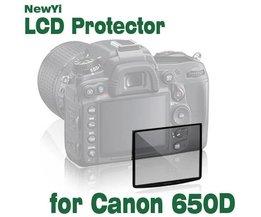Schirm-Schutz Für Canon EOS 650D