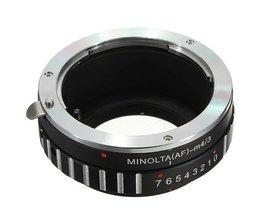 Objektiv-Adapter Für Minolta Und Sony