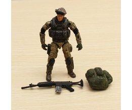 Figuren Special Forces Soldat