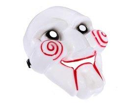 Scary Mask Jigsaw
