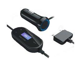 FM Transmitter Für Apple-Telefon Im Auto