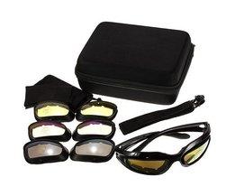 Austauschbare Brille Brille Motor