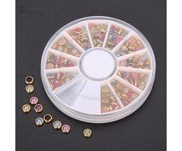 Perlen Zubehör Für Nagel-Kunst