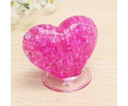 3D-Herz-Puzzle