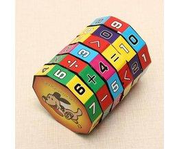 Math Spielzeug Cube
