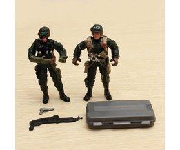 Kunststoff-Soldaten
