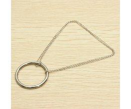 Magie-Halskette Mit Ring