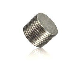 Runde Neodym-Magnete 10 Stück