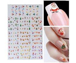 Abziehbilder Mit Weihnachts-Design