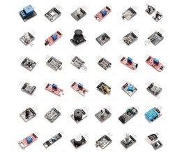 37 In 1 Arduino Sensor-Modul-Brett