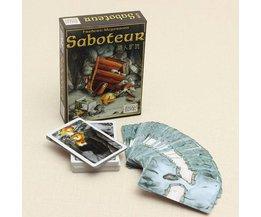Saboteur-Kartenspiel