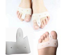 Silikon-Toe-Orthese