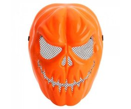 Tyrannosaurus Halloween-Kürbis-Maske