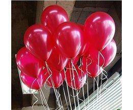 Geburtstag Ballons 100 Stück