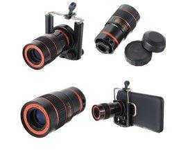 8 X Summen-Optisches Objektiv Für Smartphone