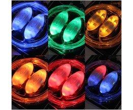 Luminous Shoelaces