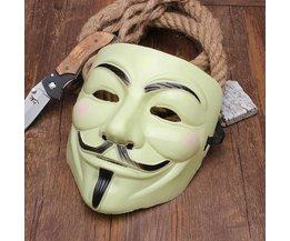 V Für Vendetta-Maske