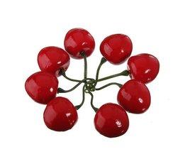 Dekoration Obst (Kirschen)