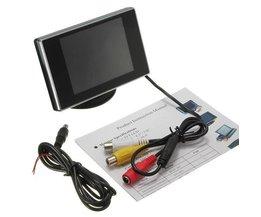 3,5-Zoll-LCD-Monitor Für Rückfahrkamera