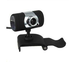 USB-Webcam Mit Mikrofon Und Kamera