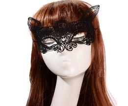 Sexy Katzenmaske