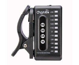 Cherub WST-550Vm Digitale Violine Tuner