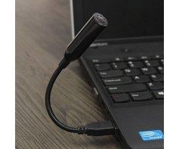 Mini-USB-Tischmikrofon