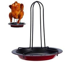 Standard Für Ein Ganzes Huhn Für Die Röstung