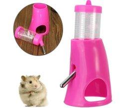 Wasserflasche Hamster