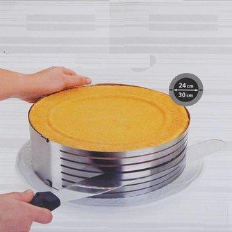 Verstellbare Runde Kuchenformen Kaufen Ich Myxlshop Tip