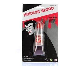 Gefälschte Blut Für Halloween-Party