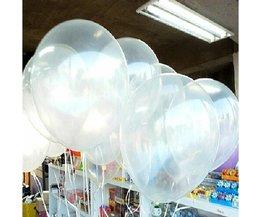 Transparente Ballone