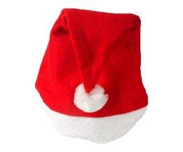 Klassische Kinderweihnachtsmütze 5 Stück