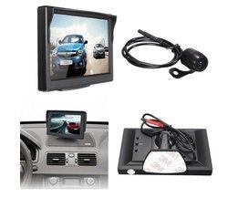 Auto-Monitor Mit Kamera