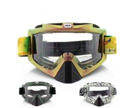 Dirt Bike Brille Mit UV400
