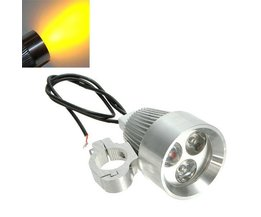 Cree LED-Beleuchtung Front Motor