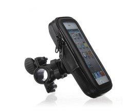 Fahrradträger Mit Unterwassergehäuse Für IPhone 5