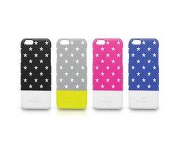 Kajsa Fluorescent Stern-Kasten Für IPhone 6