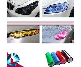 Transparent-Aufkleber Für Ihre Scheinwerfer