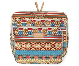 Laptop-Tasche Mit Böhmischen Entwurf
