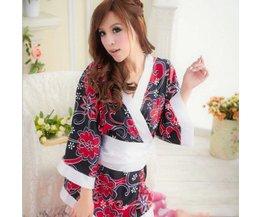 Cosplay Kimono-Kleid