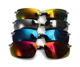 Sonnenbrille Mit Colored Glasses