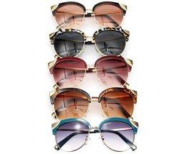 Retro Flieger-Sonnenbrille